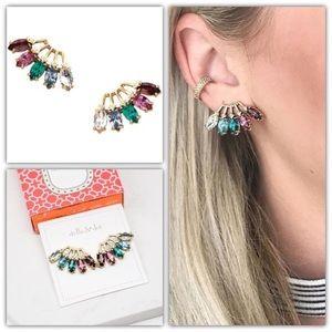 Stella & Dot x Rebecca Minkoff Pixie earrings NWOT